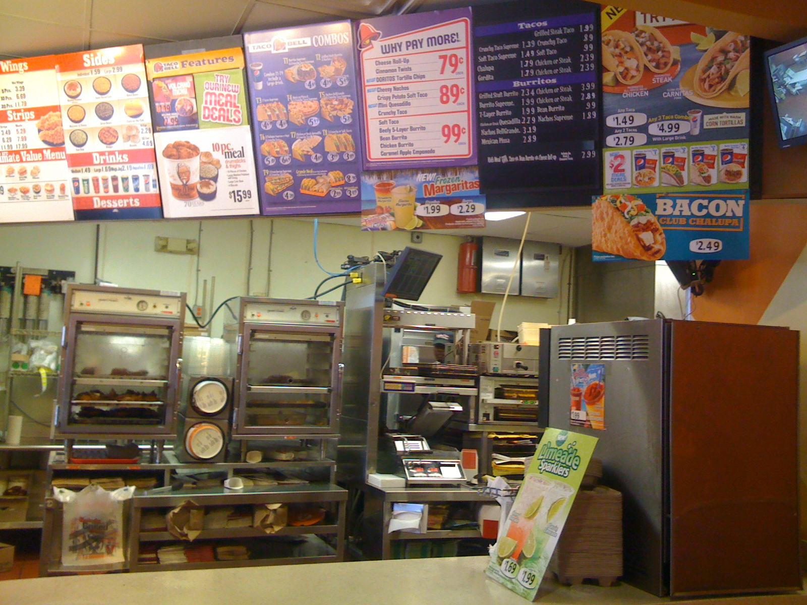 Taco Bell Kitchen fine taco bell kitchen i to design ideas